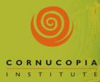 The Cornicopia Institute