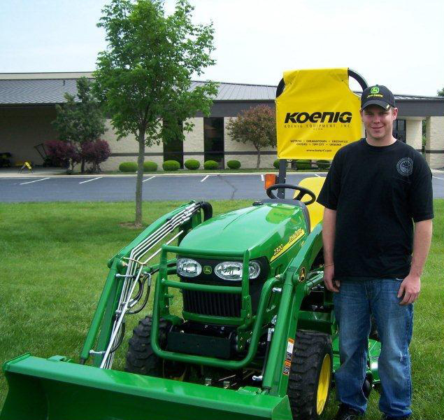 john deere green fever sweepstakes winners announced agwired. Black Bedroom Furniture Sets. Home Design Ideas