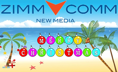 Merry Christmas from ZimmComm