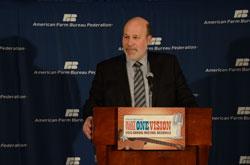 AFBF President Bob Stallman Press Conference
