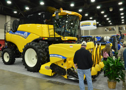 New Holland at National Farm Machinery Show