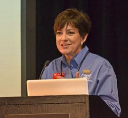 Tracy Zeorian U.S. Custom Harvester