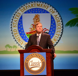 Sec. of Ag Vilsack at Commodity Classic