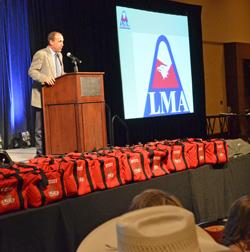 Tim Starks, LMA President