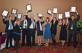CFWF Award Winners