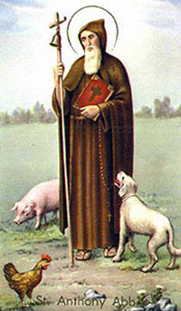 Saint Anthony the Abbot