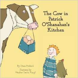 The Cow in Patrick oShanahans kitchen