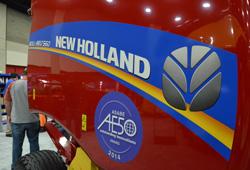 New Holland Roll Belt 560