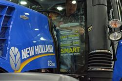 New Holland Genesis T8