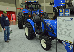 New Holland Boomer 37