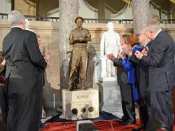 Norman Borlaug Statue