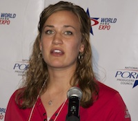 Emily Erickson NPC Industry Task Force Member and pork producer