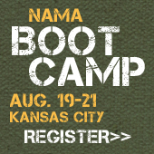 NAMA 2014 Boot Camp