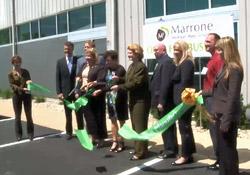 Marrone Bio Innovations Ribbon Cutting