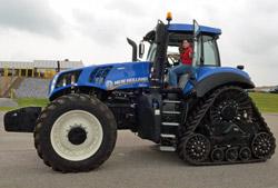 New Holland T8 SmartTrax