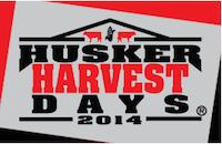 Husker Harvest Day logo