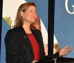 Dr. Margaret Zeigler Global Harvest Initiative