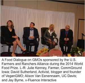 GMO Food Dialogues Des Moines