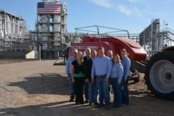 Pacific Ag Hugoton Kansas team