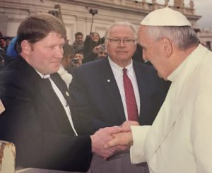 State Farmers Union Presidents Meet Pope | AgWired
