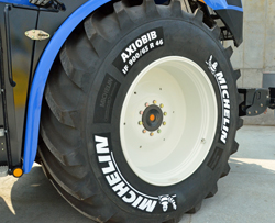 New Holland - Michelin Tires