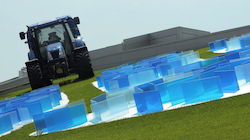 CNH Industrial - Behind the Wheel - The New Holland Agriculture Methane Power Tractor at Expo 2015 copy