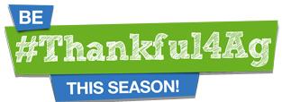 #Thankful4Ag