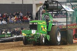Championship Tractor Pull