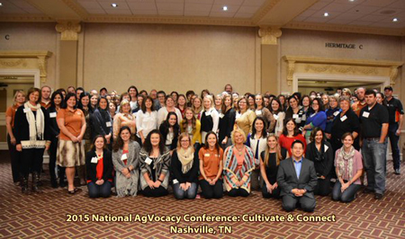 2015 AgChat Foundation Conference Class