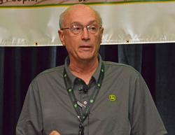 Pat Pinkston, John Deere