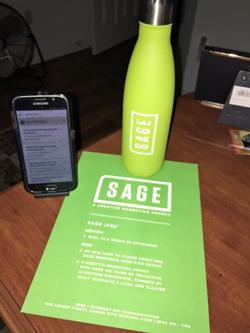 Sage Bottle