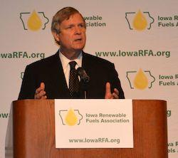 USDA Ag Secretary Tom Vilsack during 10th Annual Iowa Summit
