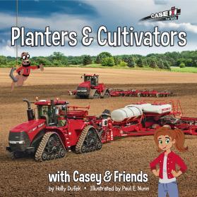 Planters & Cultivators book cover