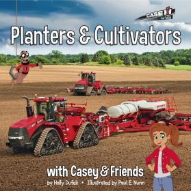 Planters & Cultivators book cover