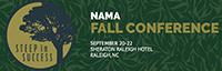 NAMA Fall Conference 2016
