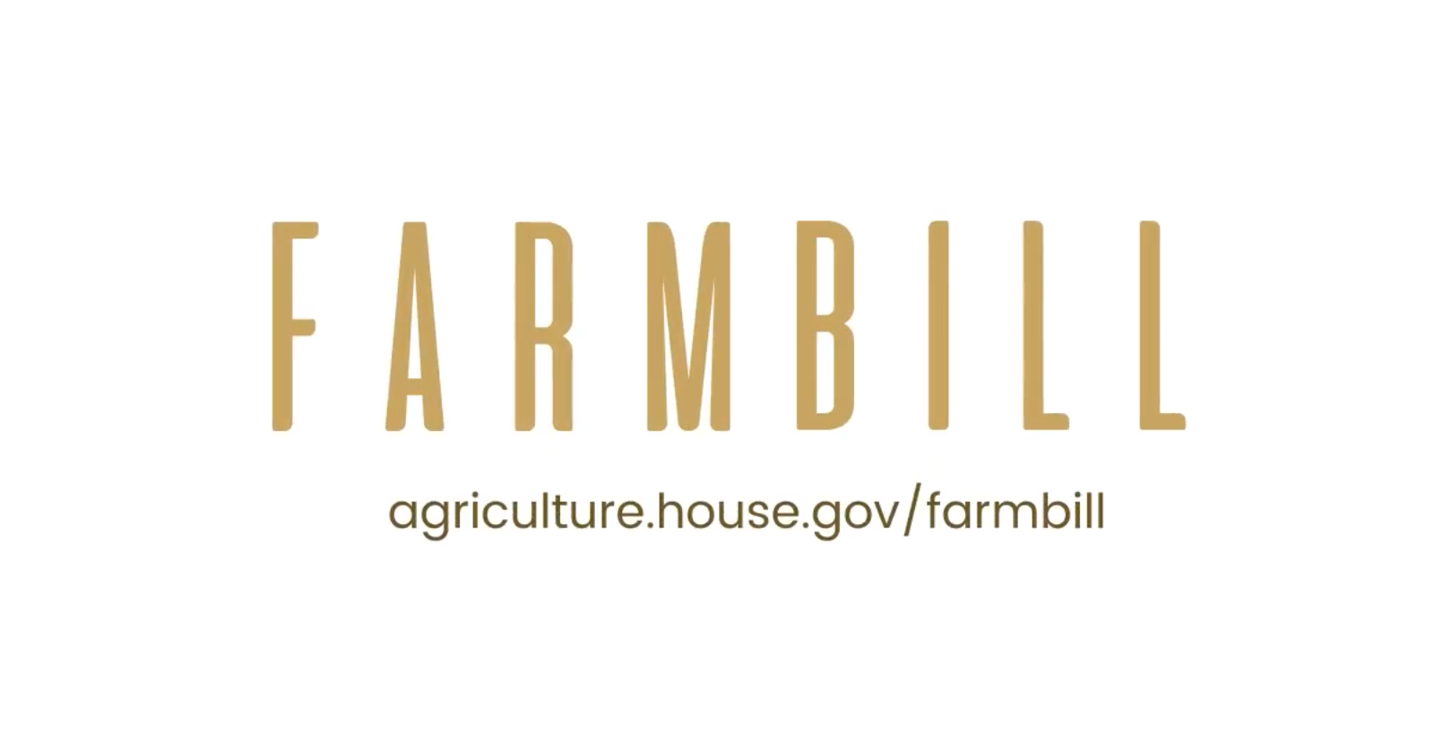 House Ag Committee Launches Farm Bill Website