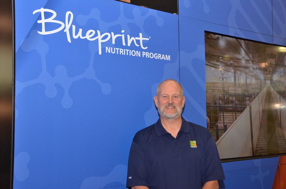 Hubbard showcases blueprint swine program at wpx18 agwired malvernweather Images