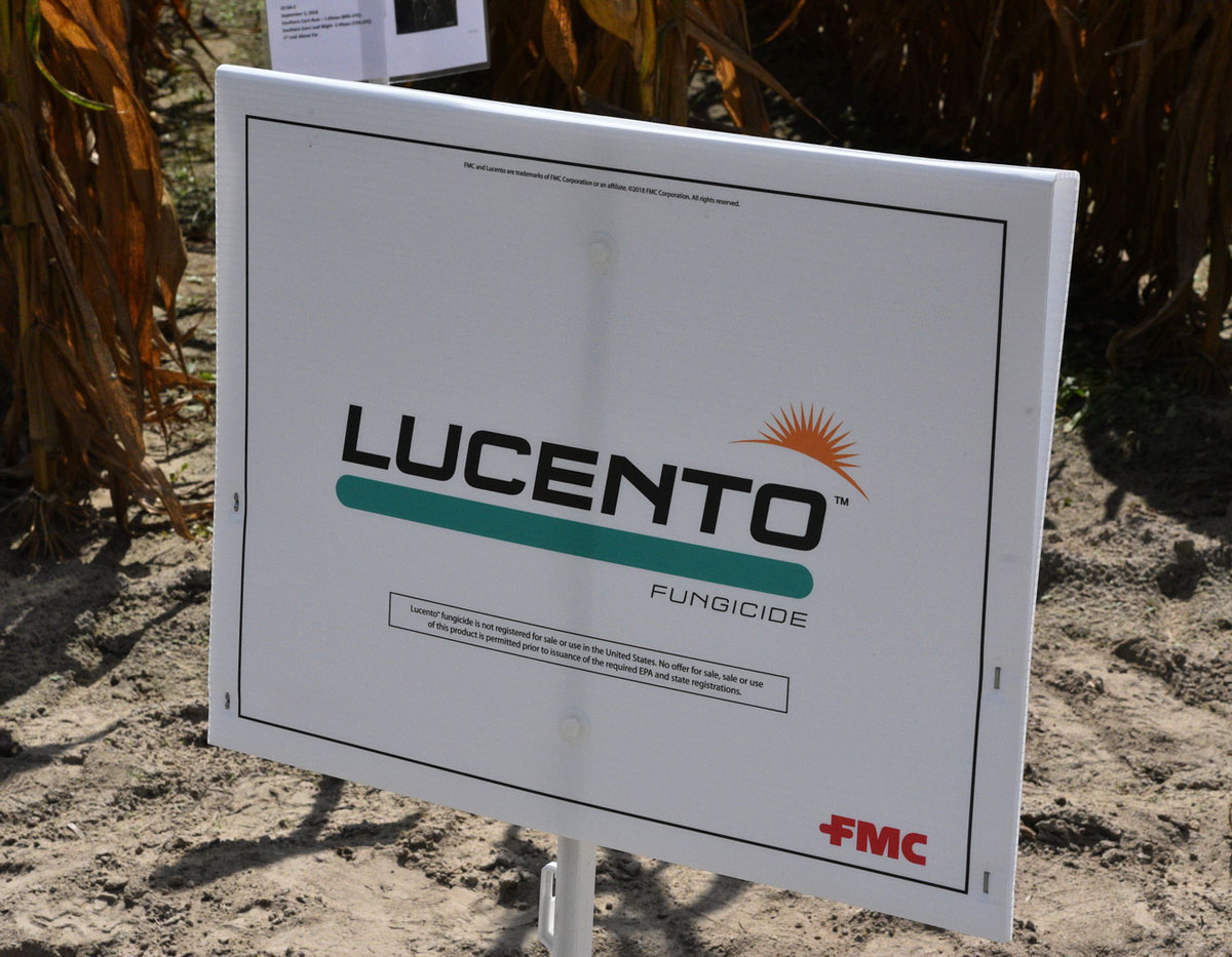 FMC Launches Lucento™ Fungicide for 2019 Season | AgWired