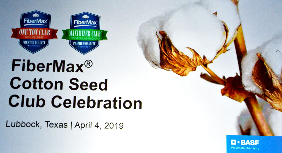 BASF Honors Top FiberMax Cotton Growers | AgWired