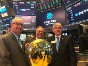Corteva Agriscience and NCGA President