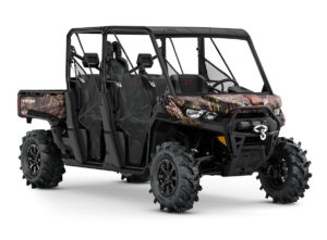 Can-Am Defender Mossy Oak