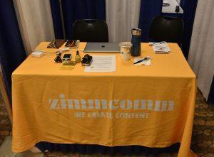 ZimmComm at NAFB