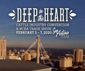 2020 Cattle Industry Convention & NCBA Trade Show