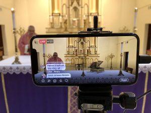 4th Sunday of Lent Mass