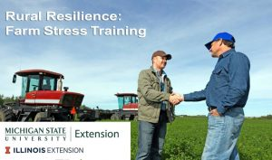 Farm Groups Launch Free Stress Management Course