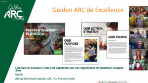 Padilla Golden ARC Award