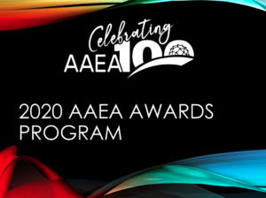 2020 AAEA Awards Program