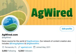 AgWired Twitter