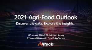Insights from Alltech 2021 Agri-Food Outlook