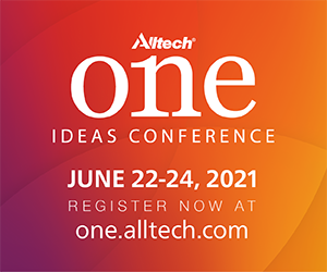 2021 Alltech ONE Conference